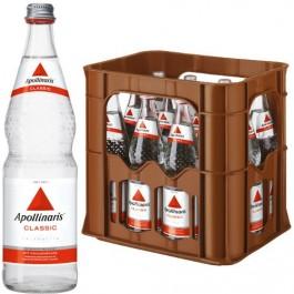 Apollinaris Classic 12x0,70l Kasten Glas