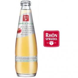Rhönsprudel Apple Plus Gastro 24x0,25l Kasten Glas
