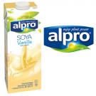 alpro SOYA Vanille 8x1,0l Karton