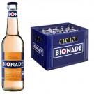 Bionade Ingwer Orange 24x0,33l Kasten Glas