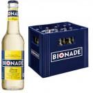 Bionade Zitrone-Bergamotte 24x0,33l Kasten Glas