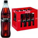 Coca Cola Zero 12x1,0l Kasten PET