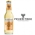 Fever Tree Ginger Ale 24x0,2l Kasten Glas