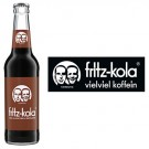 Fritz Kola-Kaffee 24x0,33l Kasten Glas