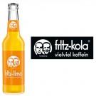 Fritz Orangenlimonade 24x0,33l Kasten Glas