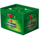 Heineken 4x6x0,33l Kasten Glas